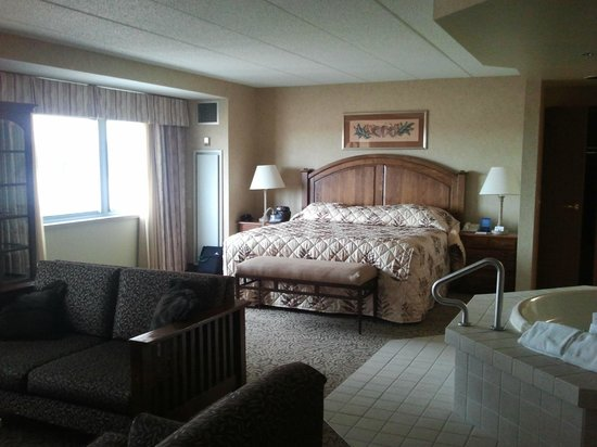 Grand Casino Hinckley: This is my favorite suite!