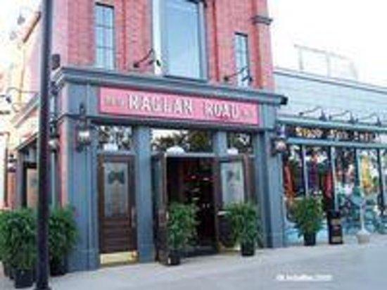 Raglan Road Irish Pub Restaurant A Really Fun Place In Downtown Disney Florida