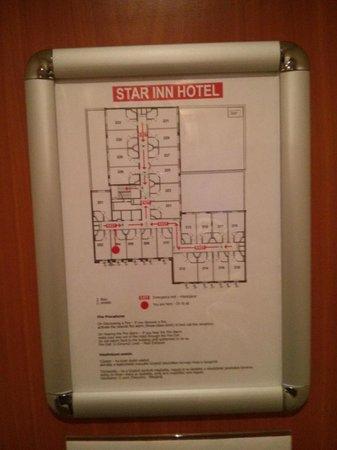 Star Inn Hotel Budapest Centrum, by Comfort : Rm204