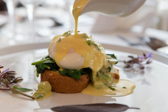 Brendan O'Regan Room: Eggs Benedict
