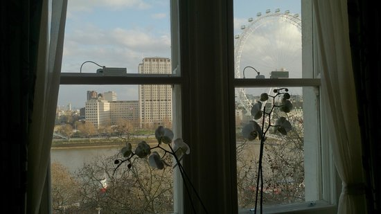 The Royal Horseguards : View from 740
