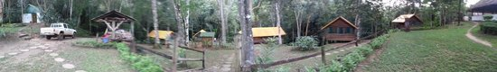 The Lodge at Chaa Creek : Lower Casitas