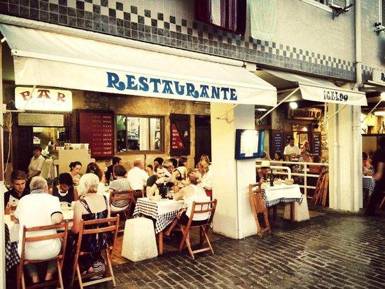 Mariñela - Igeldo: restaurante igeldo