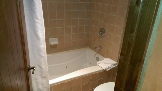 The Chateaux Deer Valley: jetted tub