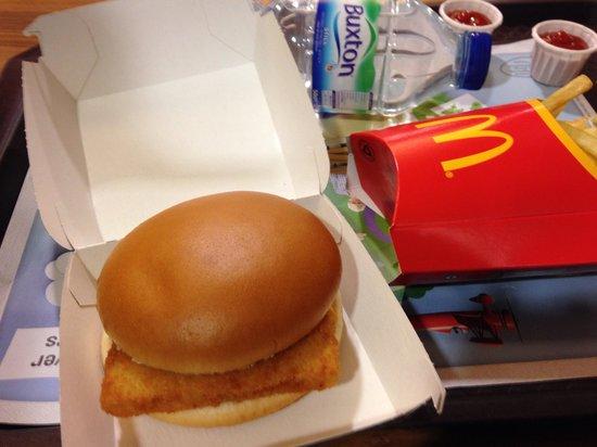 Fillet o fish meal picture of mcdonald 39 s restaurants for Mcdonalds fish fillet deal