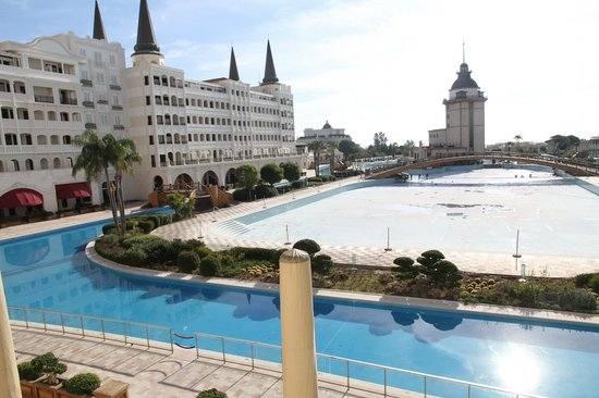 Hotel With Big Swimming Pool Picture Of Mardan Palace Antalya Tripadvisor