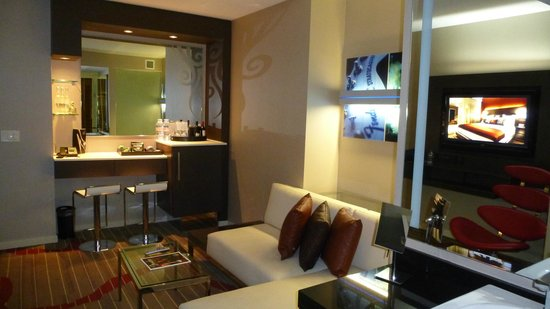 Hard Rock Hotel San Diego: King Suite