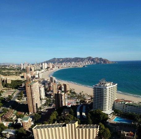 Испания бенидорм отель бали это