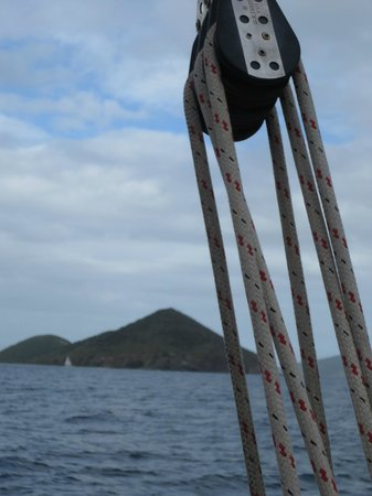 Rumbaba Charters: Love seeing all the islands