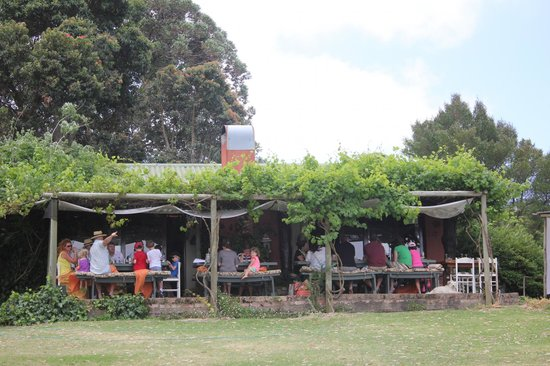 Moggs Country Cookhouse : Moggs rustic setting