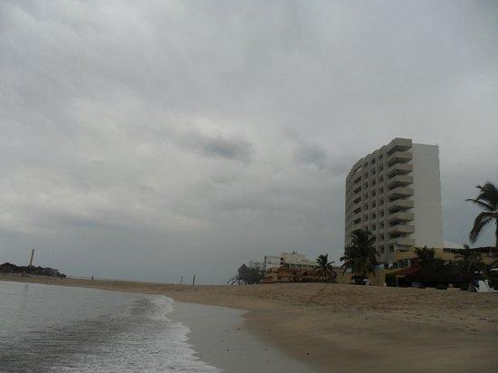 Mision Mazatlan: vista del hotel