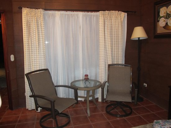 Hotel El Silencio del Campo: room 19 jacuzzi