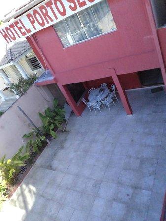 Hotel Porto Seguro Centro: Estacionamento