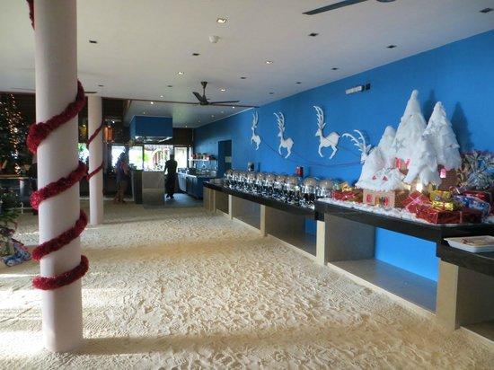 Veligandu Island Resort & Spa : Das neue Buffet einer ehemaligen Luxus-Insel, leider zum gleichen Preis