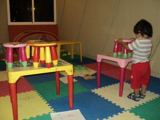 Foto de Hotel Marsol Beach Resort Natal Sala de juegos para nios