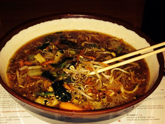 Photo of Japanese Restaurant Wagamama at 800 Boylston St, Boston, MA 02199, United States