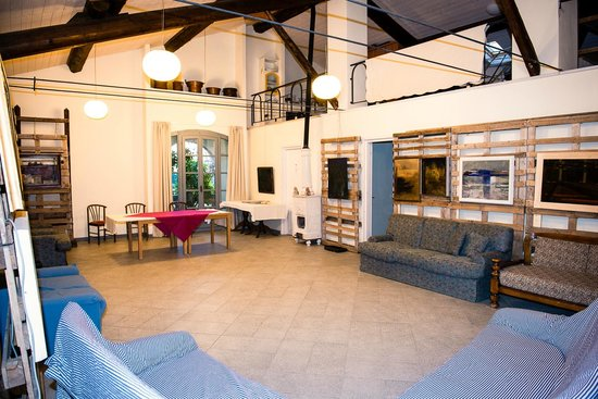Podere Palazzo Illica : Sala Meeting