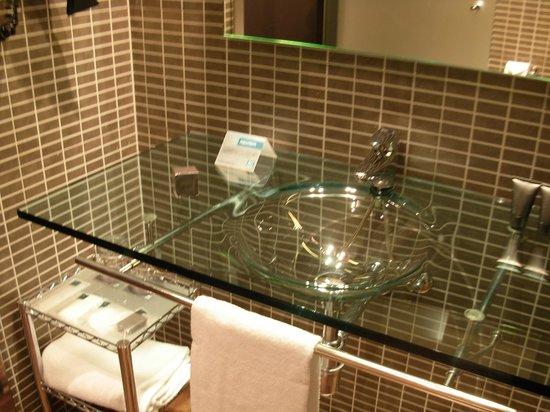 AC Hotel Padova: bagno