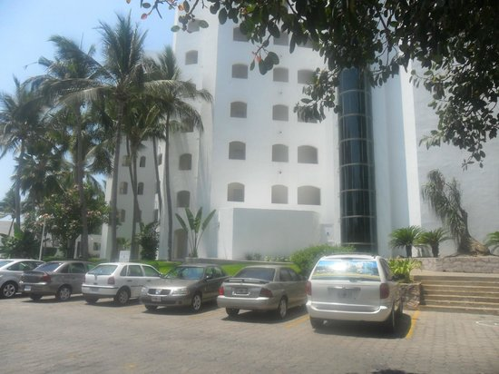 Ramada Resort Mazatlan: llegando