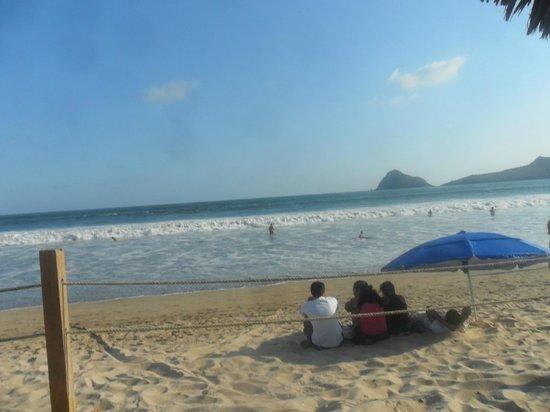 Ramada Resort Mazatlan : playa Ramada