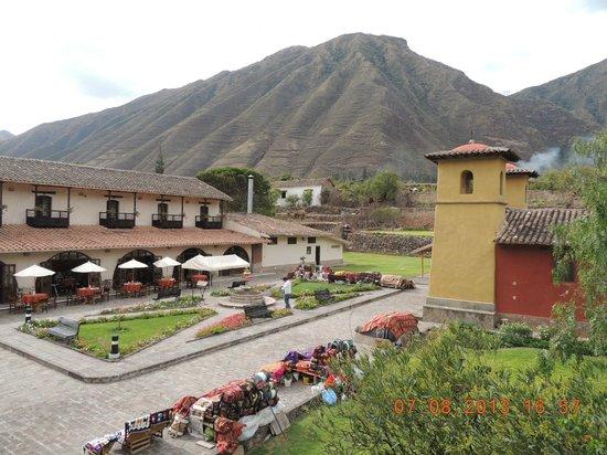 Sonesta Posadas del Inca Yucay: Vista