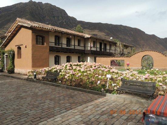 Sonesta Posadas del Inca Yucay : Vista lateral