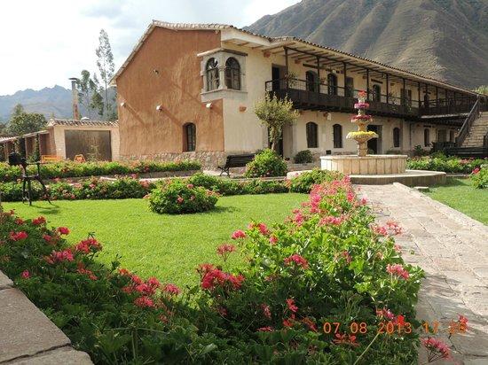 Sonesta Posadas del Inca Yucay : Acomodações