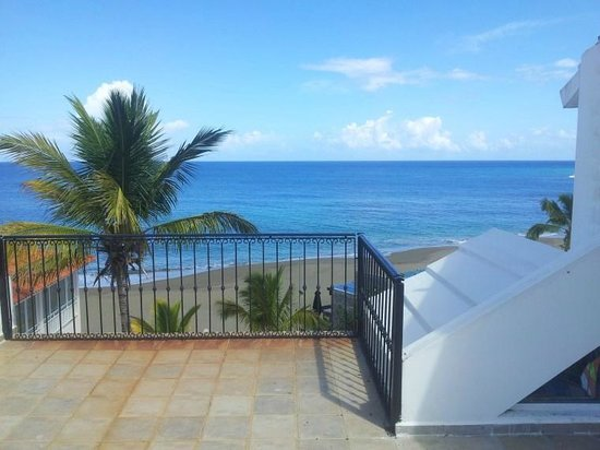 Sosua Paradise : View from the terrace