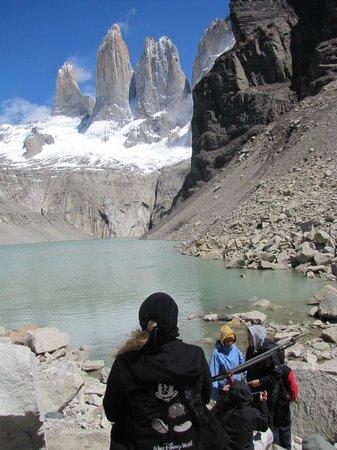 Torres del Paine National Park: Mirador de las Torres, atração principal.
