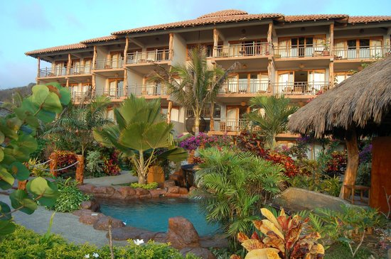 Canoa Beach Hotel: the hotel
