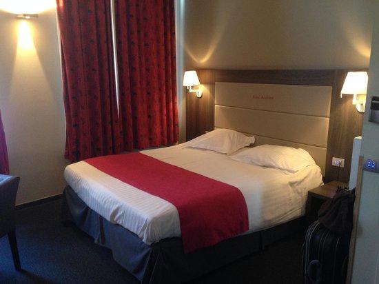 Academie Hotel : habitación 1 planta