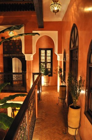 Riad Dar Attajmil: first floor