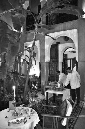 Riad Dar Attajmil: great staff