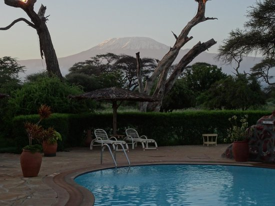Sentrim Amboseli : Pool
