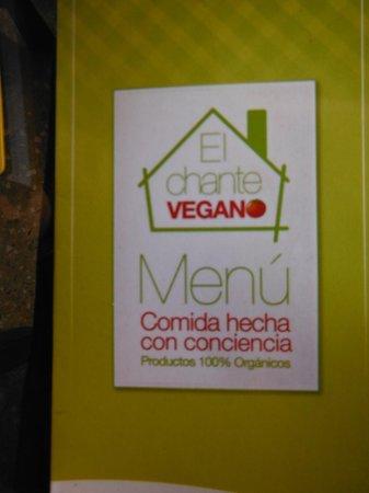 El Chante Vegano: Restaurant Logo
