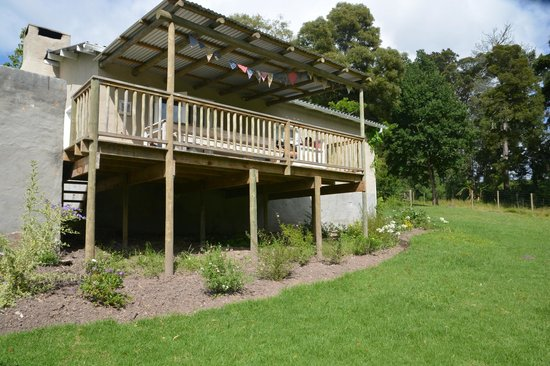 Oakhurst Farm Cottages: Mit Terrasse