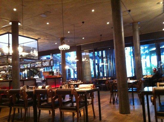 Hotel Matterhorn Focus : salle à manger