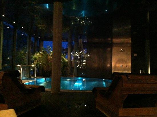 Hotel Matterhorn Focus : la piscine