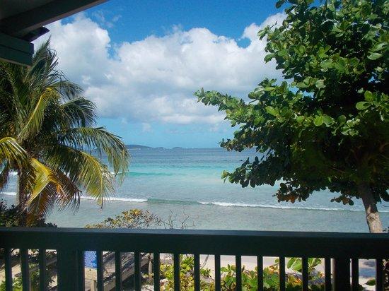 Long Bay Beach Club : View from deck