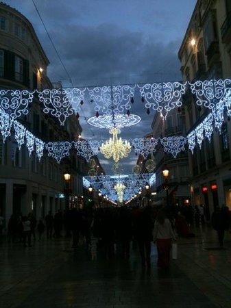 Calle Larios: calle