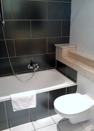 Hotel Westerkamp: Bad