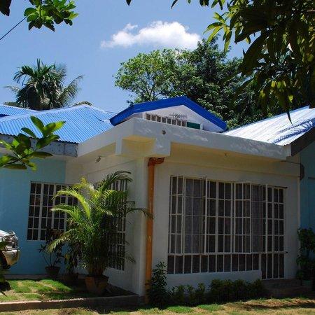 Residencia de Salvacion: Entrance