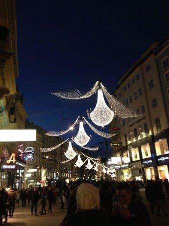 The Ritz-Carlton, Vienna: Wien Dec 2013