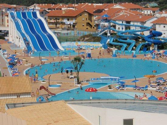 Vieira de Leiria, Πορτογαλία: parque acuatico
