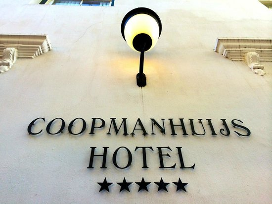 Coopmanhuijs Boutique Hotel & Spa: Beautiful building, dating from 1713!