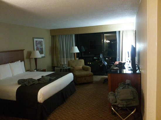 Doubletree Hotel Tallahassee: Delux King