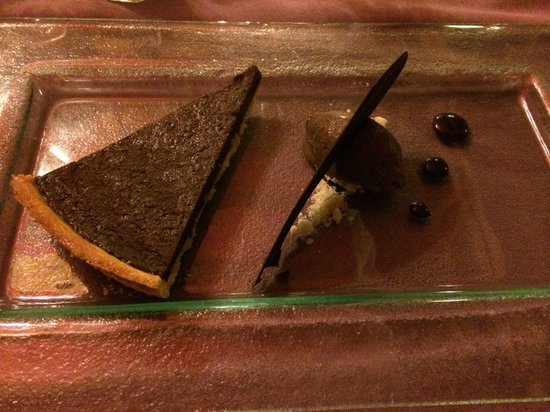 Hotel La Farandole: second choice of pudding!
