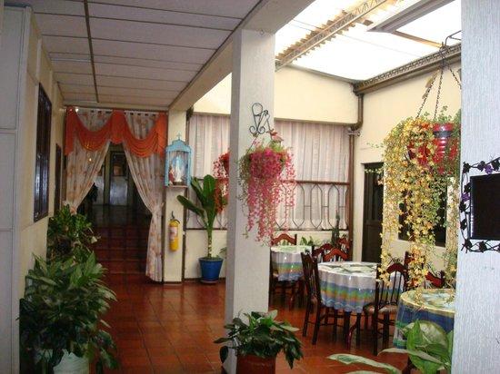 Hotel Mi Casita: Comedor