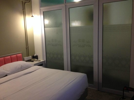 Kam Leng Hotel : Bedroom