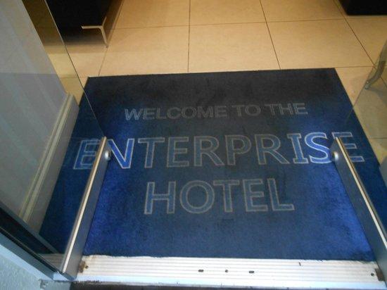 Enterprise Hotel: entrata hotel